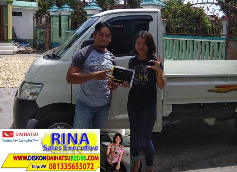 Delivery Rina Daihatsu Kediri 1