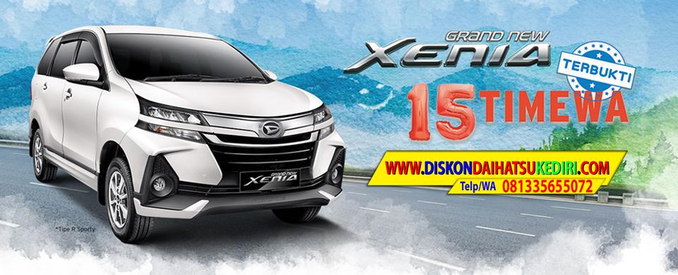 Promo Diskon Daihatsu Kediri, Dealer Resmi, Daftar Harga OTR, Cash & Kredit